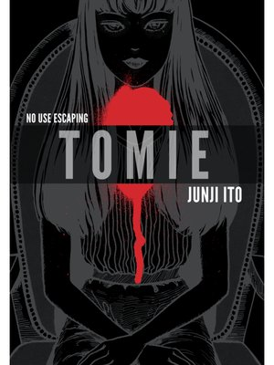 cover image of Tomie