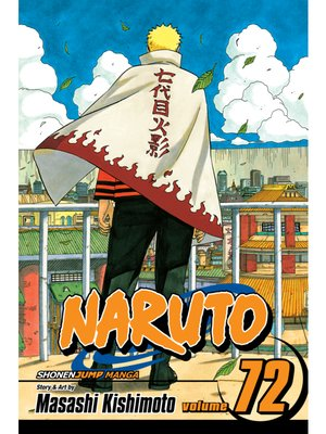 cover image of Naruto, Volume 72
