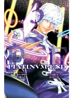 cover image of Platinum End, Volume 3