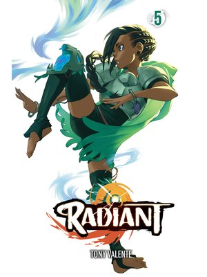 cover image of Radiant, Volume 5