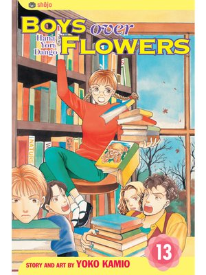 cover image of Boys Over Flowers, Volume 13