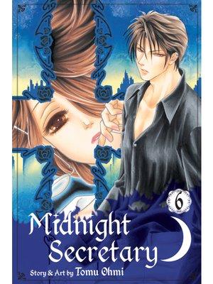 cover image of Midnight Secretary, Volume 6