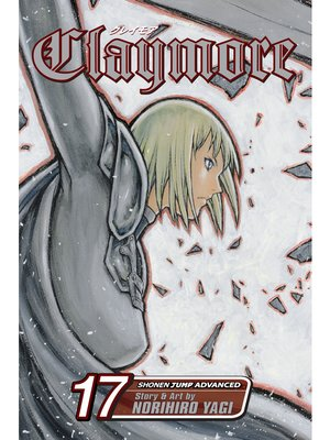 cover image of Claymore, Volume 17