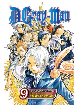 cover image of D.Gray-man, Volume 9