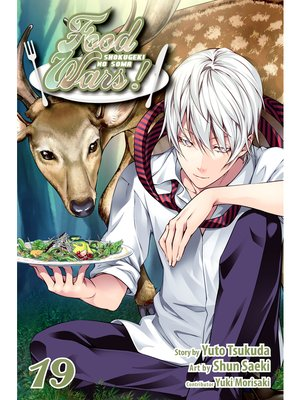 cover image of Food Wars!: Shokugeki no Soma, Volume 19