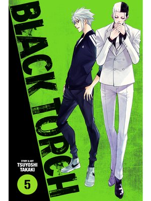 cover image of Black Torch, Volume 5