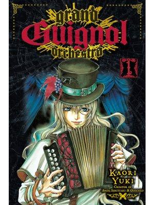 cover image of Grand Guignol Orchestra, Volume 1