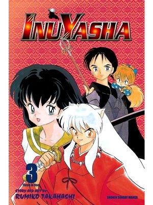cover image of Inuyasha, Volume 3