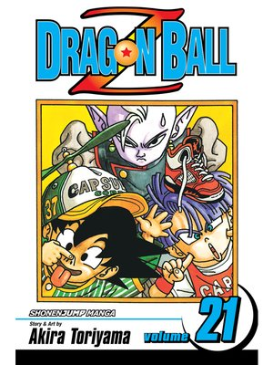 cover image of Dragon Ball Z, Volume 21