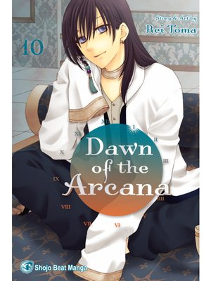 cover image of Dawn of the Arcana, Volume 10