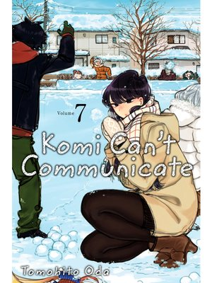 cover image of Komi Can't Communicate, Volume 7
