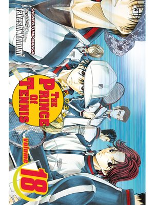 cover image of The Prince of Tennis, Volume 18
