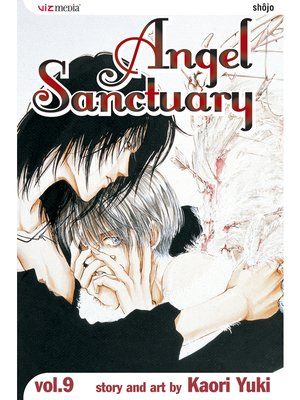 cover image of Angel Sanctuary, Volume 9