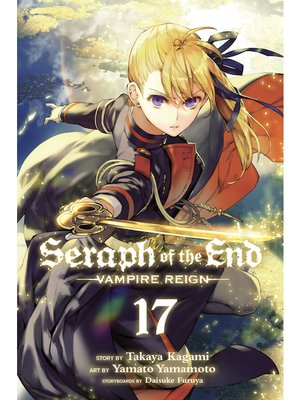 cover image of Seraph of the End, Volume 17