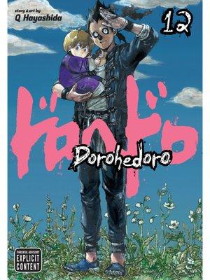 cover image of Dorohedoro, Volume 12