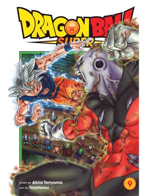 cover image of Dragon Ball Super, Volume 9