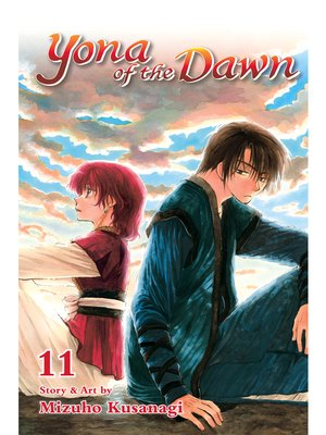 cover image of Yona of the Dawn, Volume 11
