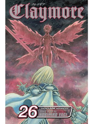 cover image of Claymore, Volume 26
