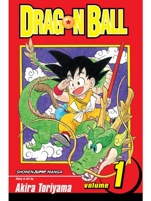 cover image of Dragon Ball, Volume 1