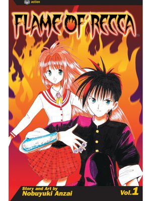 cover image of Flame of Recca, Volume 1