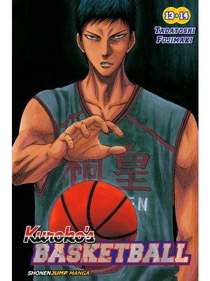 cover image of Kuroko's Basketball, Volume 7