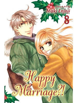 cover image of Happy Marriage?!, Volume 8
