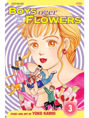 cover image of Boys Over Flowers, Volume 3