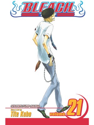 cover image of Bleach, Volume 21