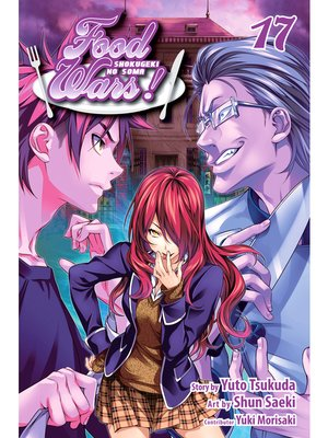 cover image of Food Wars!: Shokugeki no Soma, Volume 17
