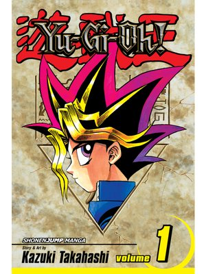 cover image of Yu-Gi-Oh!, Volume 1