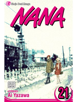 cover image of Nana, Volume 21