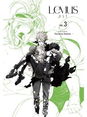 cover image of Levius/est, Volume 3