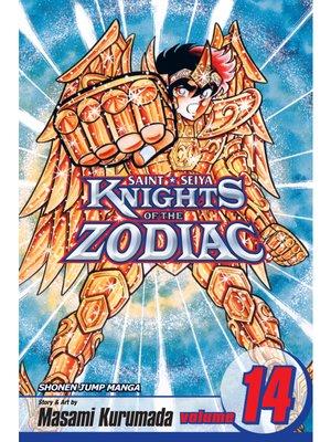 cover image of Knights of the Zodiac (Saint Seiya), Volume 14