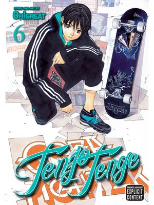 cover image of Tenjo Tenge (Full Contact Edition 2-in-1), Volume 6