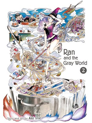 cover image of Ran and the Gray World, Volume 2