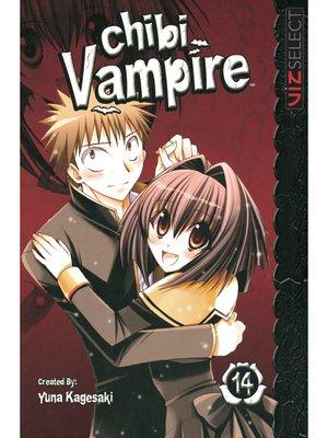 cover image of Chibi Vampire, Volume 14