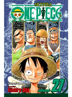cover image of One Piece, Volume 27