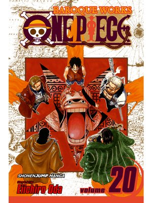 cover image of One Piece, Volume 20