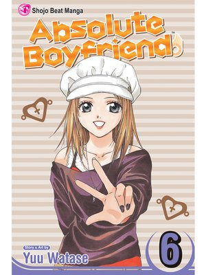 cover image of Absolute Boyfriend, Volume 6