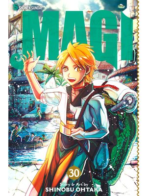cover image of Magi: The Labyrinth of Magic, Volume 30