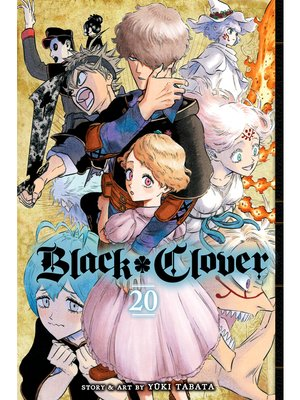 cover image of Black Clover, Volume 20