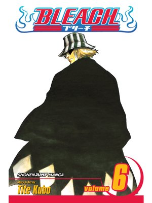 cover image of Bleach, Volume 6