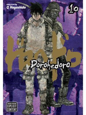 cover image of Dorohedoro, Volume 10
