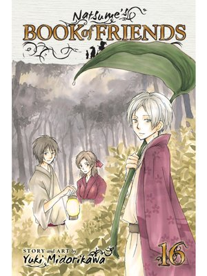 cover image of Natsume's Book of Friends, Volume 16