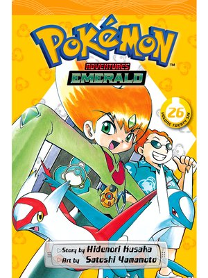 cover image of Pokémon Adventures, Volume 26