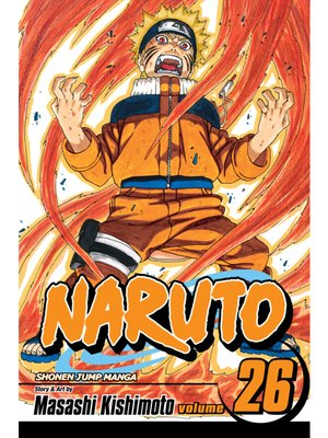 cover image of Naruto, Volume 26
