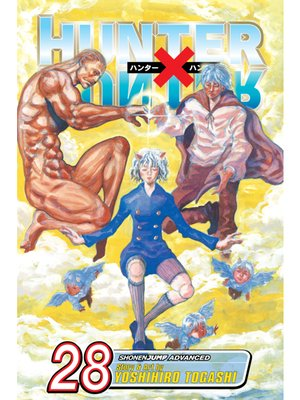 cover image of Hunter x Hunter, Volume 28