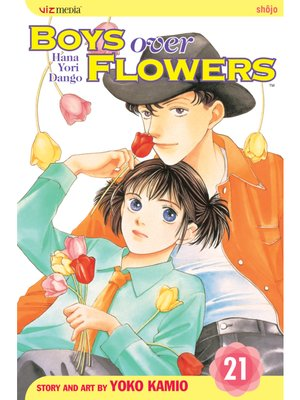 cover image of Boys Over Flowers, Volume 21