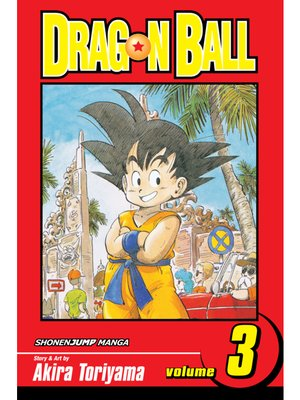 cover image of Dragon Ball, Volume 3