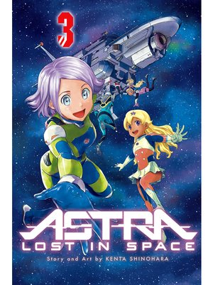 cover image of Astra Lost in Space, Volume 3